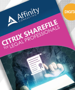 Citrix Manual Cover
