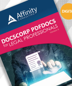 DocCorps PDFdocs Manual Cover