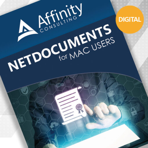 NetDocs MAC Manual Cover